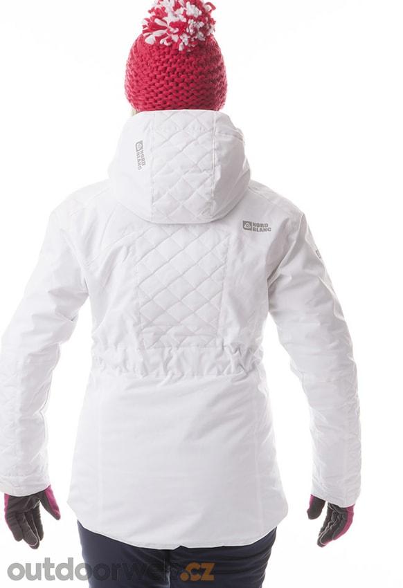 NBWJL5829 REPUTE bílá akce - NORDBLANC - dámské - Lyžařské bundy ... 95b454a32c