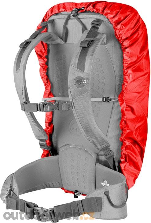 Raincover L fire - MAMMUT - pláštěnky na batohy - batohy - 621 Kč 05bf0cb2ea