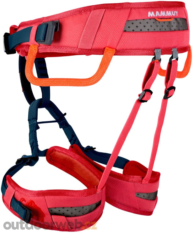 Ophir Kids Barberry - MAMMUT - úvazky sedací - postroje a úvazky ... 87800df1178