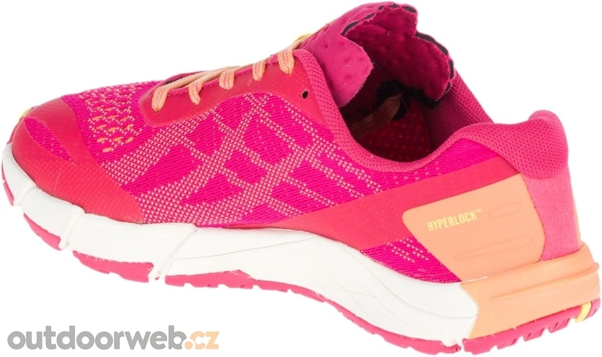BARE ACCESS FLEX E-MESH hot coral - MERRELL - dámské - běžecké boty ... 95d10063d8d