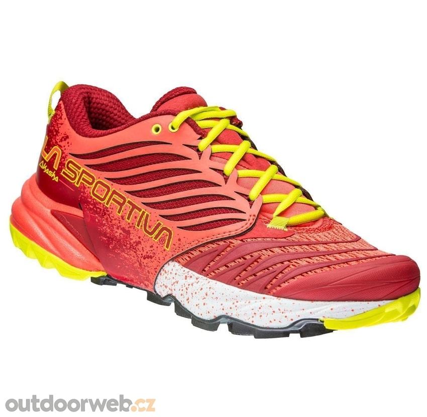 LA SPORTIVA Akasha Woman 26Z Berry - dámská běžecká obuv. doprava zdarma   -10%. Akasha Woman 26Z Berry 7d8c0ab3e0
