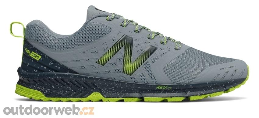 MTNTRRR1 šedá - NEW BALANCE - pánské - běžecké boty 9c6221cfde