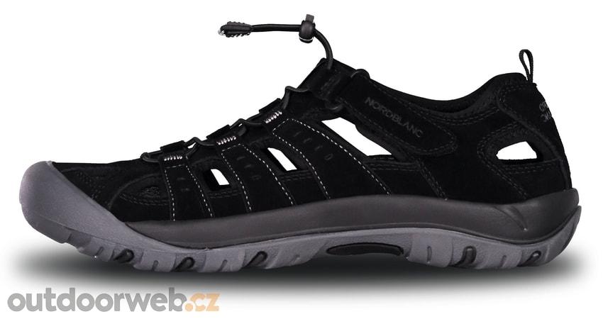 NBSS70 Orbit černé - NORDBLANC - pánské sandály - turistické sandály ... f91340e0de4