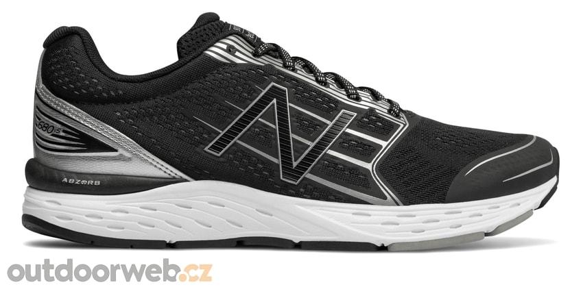 a3de491bb12 NEW BALANCE M680CB5 černá - pánská fitness obuv. doprava zdarma  -10%. M680CB5  černá