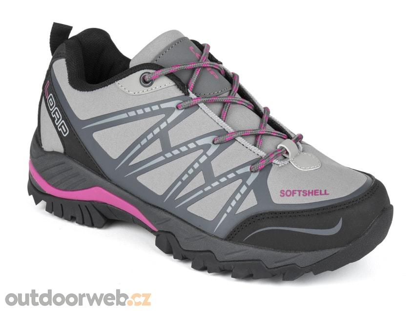 340f987f419 ERSKINE W černé - LOAP - dámské - turistická obuv
