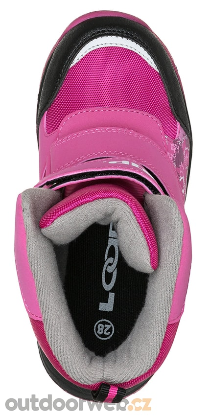 c7c7625ef42 CHOSEE růžové - LOAP - dětské - zimní boty