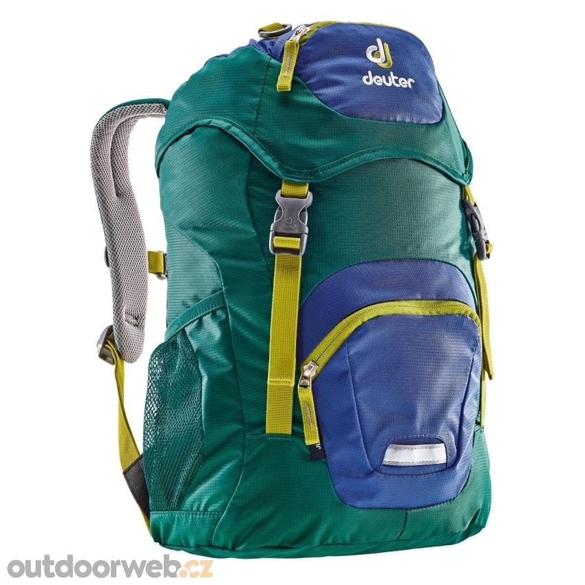 da7d95eab8e Junior 18 indigo-alpinegreen - DEUTER - dětské - batohy - 872 Kč