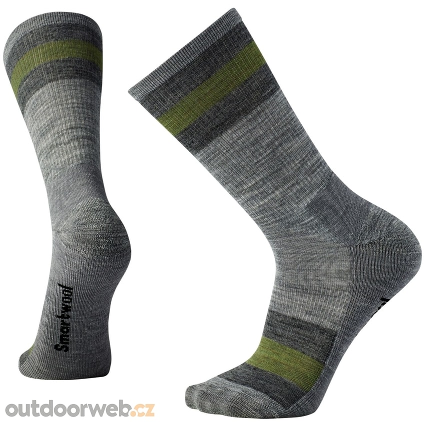 SMARTWOOL STRIPED HIKE LIGHT CREW cff1333d5f