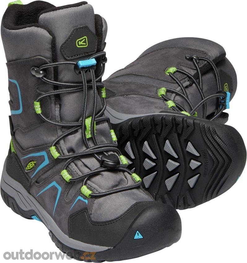 e38425ef648 LEVO WINTER WP Y MAGNET BLUE JEWEL - KEEN - dětské - zimní boty ...