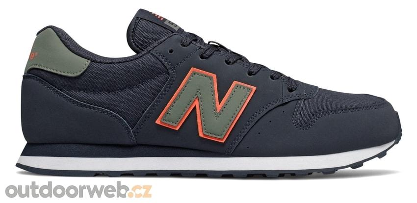 NEW BALANCE GM500COM modré - pánská lifestyle obuv. doprava zdarma  -10%.  GM500COM modré 533de86088