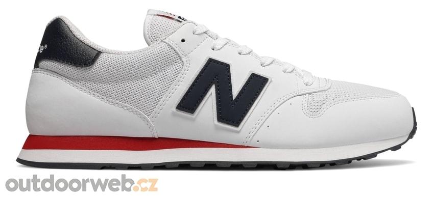 NEW BALANCE GM500SWB bílé - pánská lifestyle obuv 88d739c6f9