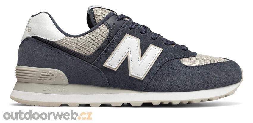 d7cfab515e9d ML574ESQ modré - NEW BALANCE - pánské - tenisky, Obuv - 2 241 Kč
