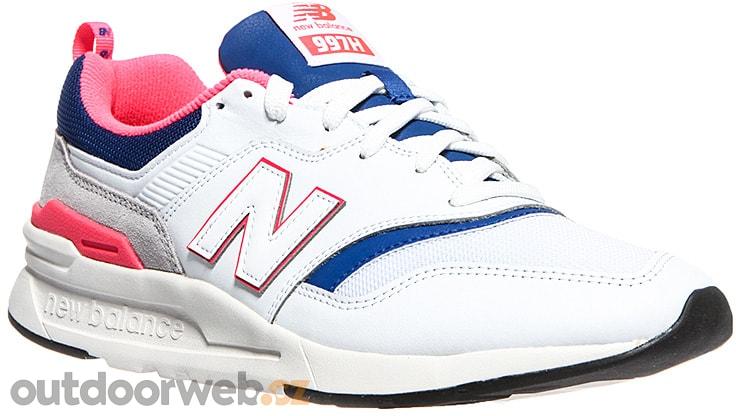 2c0c71dc75dd NEW BALANCE CM997HAJ bílé - pánská lifestyle obuv. doprava zdarma  -10%.  CM997HAJ bílé