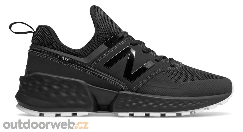 NEW BALANCE MS574KTB černá - pánská lifestyle obuv 666a2f04dc