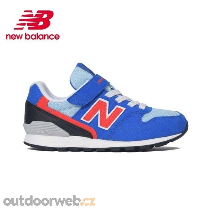 YV996BLR modrá - NEW BALANCE - dětské - tenisky 76e4e9577d