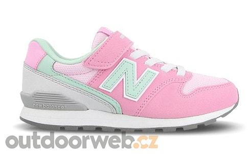 YV996PMT růžová - NEW BALANCE - dětské - tenisky 73186736bd