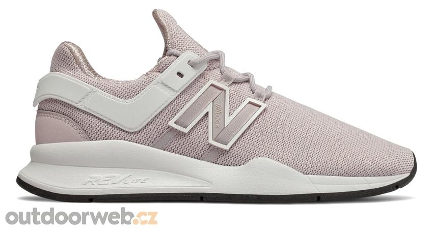 WS247DNC růžová - NEW BALANCE - dámské - tenisky 3be3a1c459