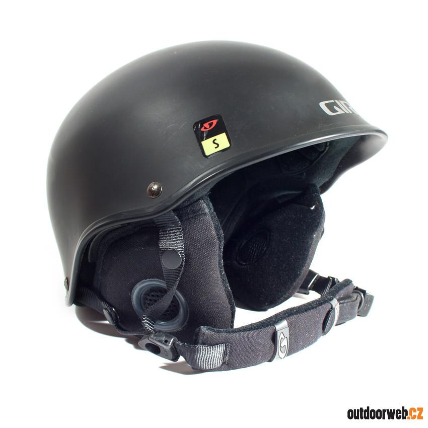 BAD LT BLACK - Snowboardová přilba - GIRO - pánské - helmy ... 7d82ea4c43c
