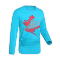 NBSMT2442 GHM - pánské triko dl. rukáv pánské triko dlouhý rukáv