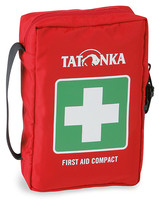 First Aid Compact, red - lékárnička