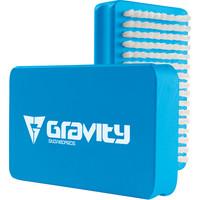 GVT BRUSH Blue/White- leštící kartáč na snowboard GVT BRUSH Blue/White