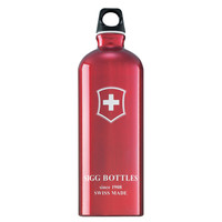 8318.60 Láhev Swiss cross 1,0 l Red