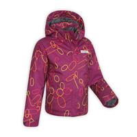 NBWJK2611L FLP - dětská zimní bunda dětská zimní bunda