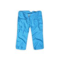 NBSLP2368A MDK - dámské plátěné 3/4 kalhoty dámské plátěné 3/4 kalhoty