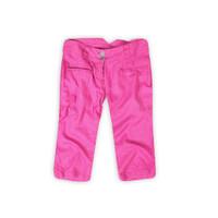 NBSLP2368A RZV - dámské plátěné 3/4 kalhoty dámské plátěné 3/4 kalhoty
