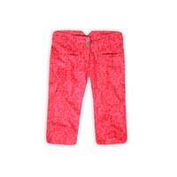 NBSLP2368B MAJ - dámské plátěné 3/4 kalhoty dámské plátěné 3/4 kalhoty