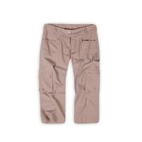 NBSLP2376A HND - dámské plátěné 3/4 kalhoty dámské plátěné 3/4 kalhoty