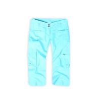 NBSLP2376A LRK - dámské plátěné 3/4 kalhoty dámské plátěné 3/4 kalhoty