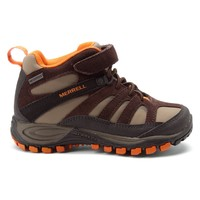 85341 CHAMELEON 4 MID WP - dětská outdoorová obuv dětská outdoorová obuv