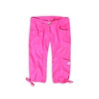 NBSLP2369A RZV - dámské plátěné 3/4 kalhoty dámské plátěné 3/4 kalhoty