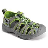 Whisper K, sap green - dětské sandále dětské sandále