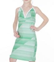 NBSKD3677L ZLN - dětské šaty dětské šaty
