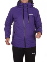 NBWJL3822B FIA BRANA - dámská zimní bunda dámská zimní bunda