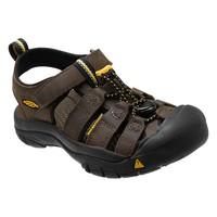 Newport Premium Jr, dabr - juniorské kožené sandály juniorské kožené sandály