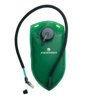 H2 BAG 3L zelená - vak na vodu vak na vodu