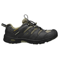 Koven Low WP JR black/burnt olive - juniorská outdoor obuv