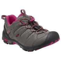 Koven Low WP JR magnet/cerise - juniorská outdoor obuv juniorská outdoor obuv
