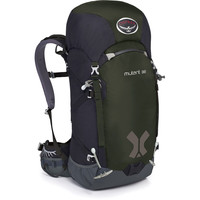 Mutant 38 gritstone black - skialpinistický batoh černý skialpinistický batoh černý