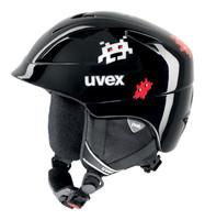 AIRWING 2 - černá dětská lyžařská helma černá dětská lyžařská helma
