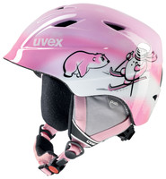 AIRWING 2 - růžová dětská lyžařská helma růžová dětská lyžařská helma
