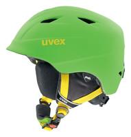 AIRWING 2 PRO - zelená dětská lyžařská helma zelená dětská lyžařská helma