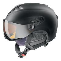 HLMT 300 VISOR - černá lyžařská helma černá lyžařská helma
