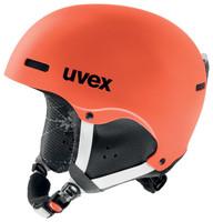 HLMT 5 JUNIOR - oranžová dětská lyžařská helma oranžová dětská lyžařská helma