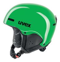 HLMT 5 JUNIOR - zelená dětská lyžařská helma zelená dětská lyžařská helma