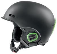 HLMT 5 PRO - černá lyžařská helma černá lyžařská helma