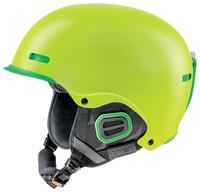 HLMT 5 PRO - zelená lyžařská helma zelená lyžařská helma